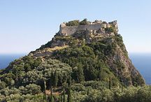 Castles Forts and Temples in Corfu / Castles Forts and Temples in Corfu