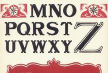 gabarit alphabet