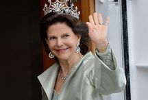 Queen Silvia of Sweden / Swedish Royals