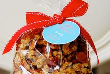 homemade gift ideas / by Amber Stewart