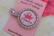 Girl Party Favors