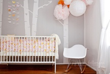 baby rooms / by DeAnna Tegowski-Cook