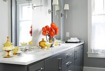 Be Inspired // Bathroom Spaces