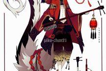 Fox original character