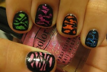nails  / by Monkie Johnson