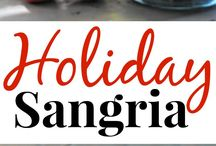 Get Your ...♡♥ ... Drink On ~ Sangria