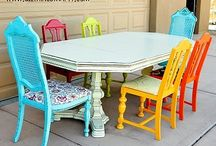 Painted Furniture / by Ashley Steves