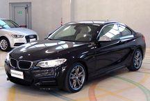 BMW M 235 I AUTOMATICA 326cv; del 2015: €38.900