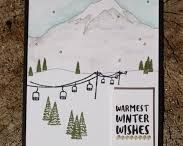 Stampin Up - Mountain Adventure