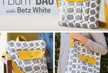 Sewed bags