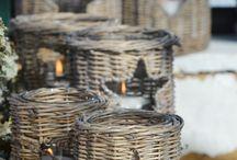 Pletení z papíru, pedigu, provázků, proutí