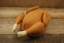 felt foods - chicken turkey