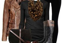 Cloths to Love / Casual to Dressy cloths I Love  / by Mary Costello