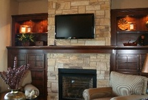 For the Home - Fireplace Makeover / by KatieAndDan Saint
