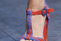 Sandals/sandalias / by Luisa Fernanda Hernandez Gomez