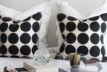 cozy modern luxe master bedroom / by Brooke Link Jones