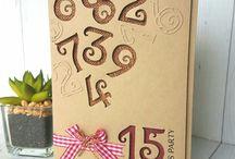 Classiques Alphabet & Number dies
