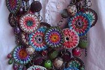 Punto de crochet y otros