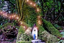 Irish Fairy Trail houses - and other magical  houses ! / There are two magical fairy trails located in County Kerry, one in Derrynane and the other in Parknasilla. Kids can have great fun trying to locate these little house - its a great fun for a family day out