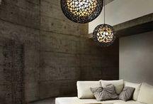 INSPIRATION : Unique Light Fixtures