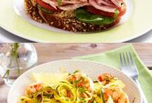 Kalorienarmes Essen