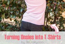 Reusing baby clothes