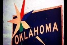 OKLAHOMA / by Shawn Choate