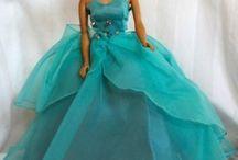 Barbie avondjurken