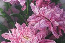 Art: Karen Soison, watercolorist