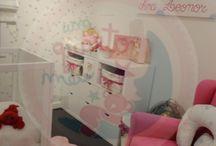 Um quarto catita.... / O quarto catita da Ana Leonor.  Uma solução muito pessoal.