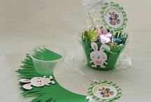easter crafts and baskets