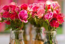 DIY wedding vase
