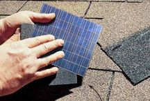 solar panels / by Taylor