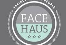 FACE HAUS / Skin care, products, and treatments. / by David Esquivel