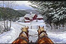 christmas music / by Lisa Buss