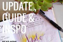 agenda/journal/diary
