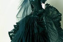 Gothic / Anything gothic or steampunk from any era.