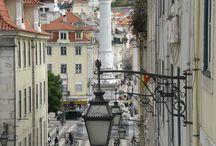 Reisen nach Südeuropa / Fotos aus Rom und Lissabon