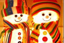 SNOWMEN with Friends