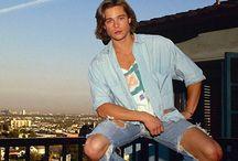 Brad Pitt / I will always have a soft spot for Brad.