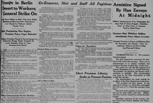 newspapers headlines