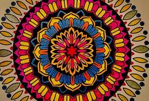 ColorIt Mandala Vol 2 Submissions / Everybody couldn't get enough of mandalas, that's why we came out with the Mandalas Volume 2 coloring book. Here are the awesome submissions from our second Mandala book beautifully colored by our ColorIt fans.