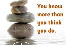 YW Instagram Learn to trust your inner wisdom. #yoga #yogaweert #weert #weertdegekste #limburg #yogaisawayoflife #innerwisdom