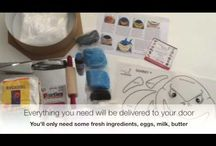 TIPS and TRICKS with our CAKE KITS - Cake 2 The Recue / Whether it's what comes in the kit, how to create our designs or tips and tricks to help you with your next CAKE KIT, we have you covered!!