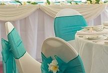 Bodas de color azul tiffany