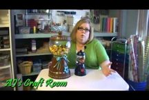 Craft and Sewing Videos To Watch / Sit back and relax - enjoy watching videos that give great advice and easy to follow instructions.