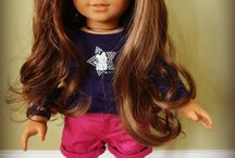 American Girl Customs / Here are some American Girl Customs that I have made.  I have some available.  I also make boy American Girl dolls.  Have a specific request?  Message me! fb.com/americangirlcustoms / by Kristina Everhart