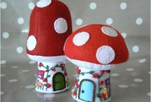 Pretty Pincushions, Needle Cases & Sewing Baskets