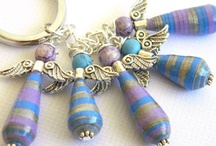Jewelry-paper bead / by Rebecca Bower