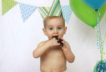 First 1st Boy Birthday
